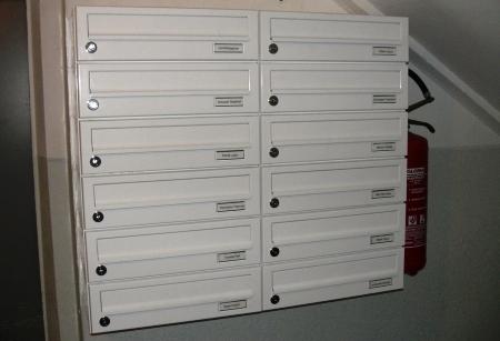 Brieffachanlage