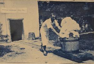 Wäscherei Munz, 1936