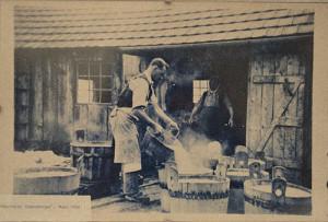 Wäscherei Munz, 1936-2